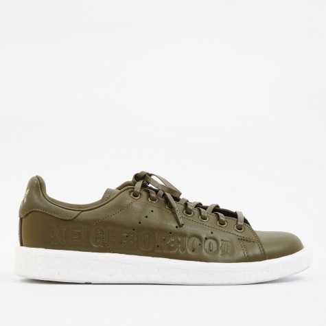 x Neighborhood Stan Smith - Olive/Olive/White