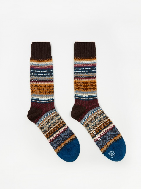 Mezs Socks - Chocolate