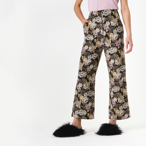 Varsa Trouser - Multi Rose