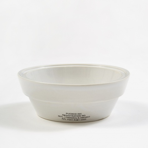 Ceramic Pet Bowl - Large