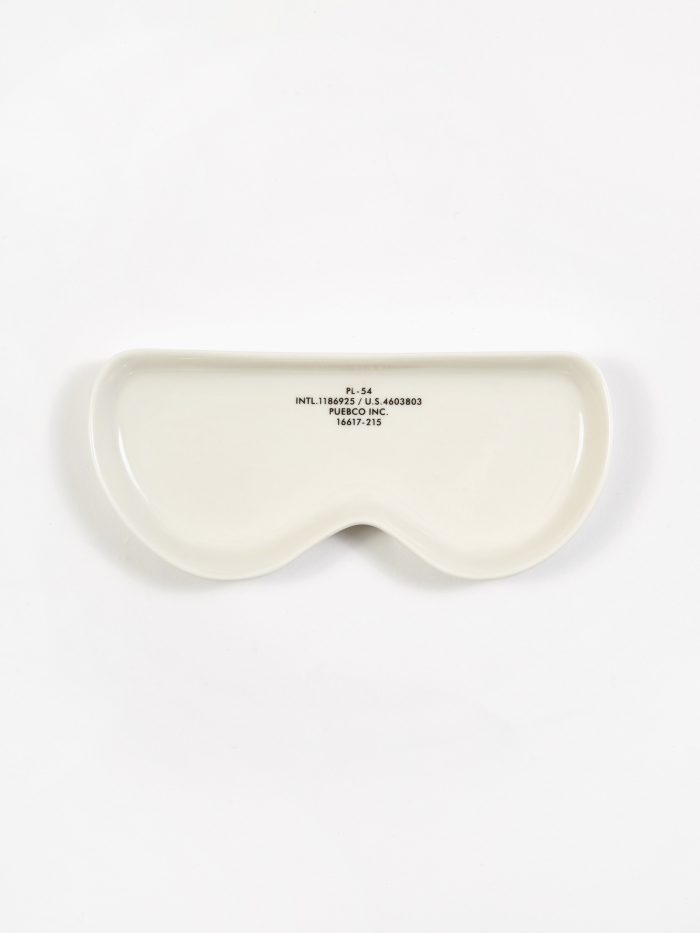 Puebco Glasses Tray - Round (Image 1)