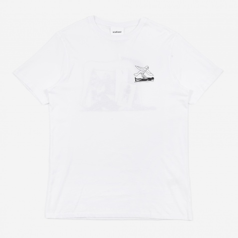 Mama Printed T-Shirt - White