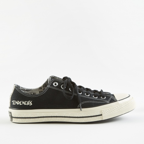 x Suicidal Tendencies Chuck 70 - Black/Black/White