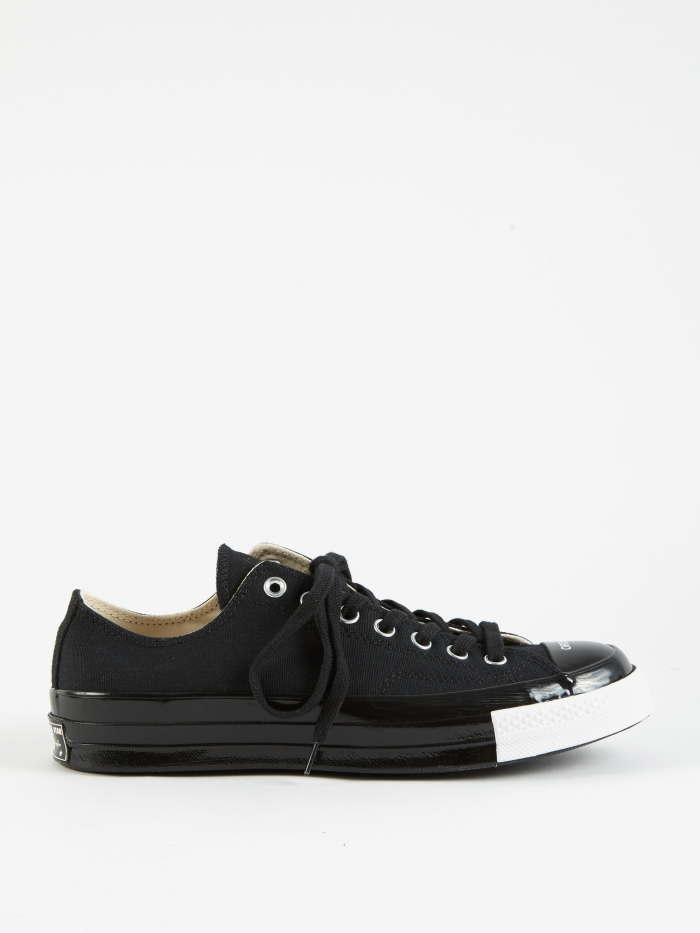 Converse x Undercover Chuck Taylor All Star 70 Ox - Black/White (Image 1)