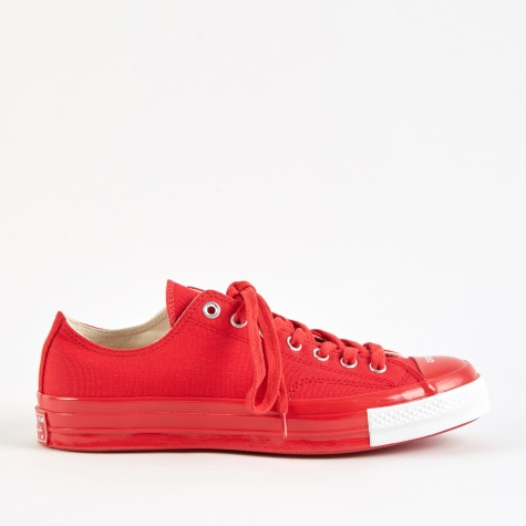 x Undercover Chuck Taylor All Star 70 Ox - Red/White