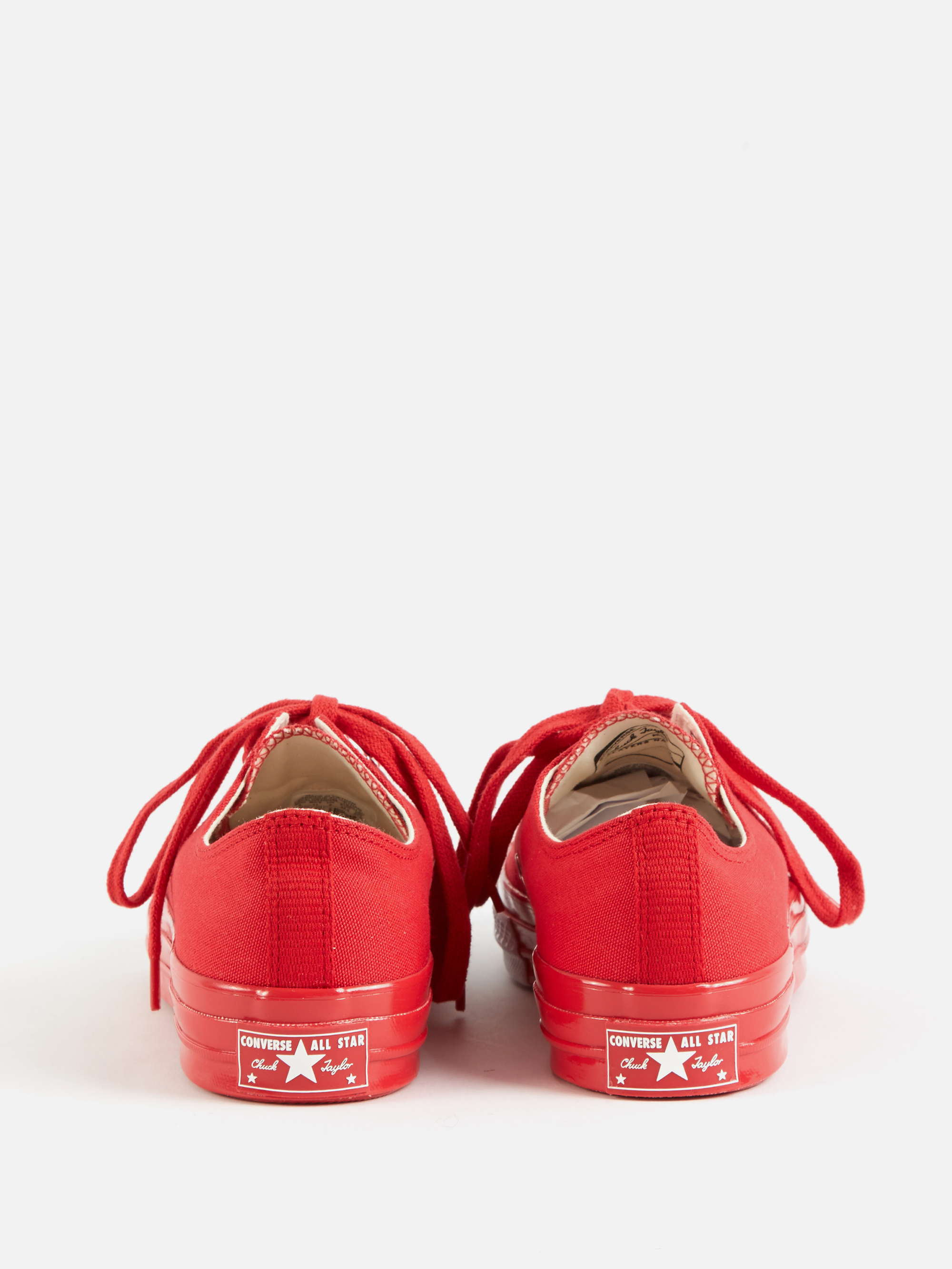 Converse x Undercover Chuck Taylor All Star 70 Ox - Red White a9fe32d2c