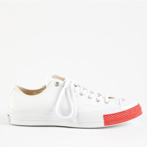 x Undercover Chuck Taylor All Star 70 Ox - White/Red