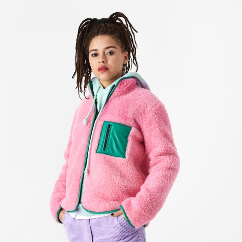 Alice Fleece - Pink