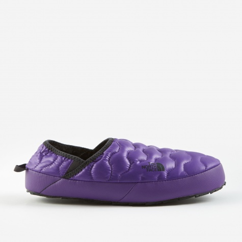 The North Face ThermoBall Traction Mule IV - Purple/Grey