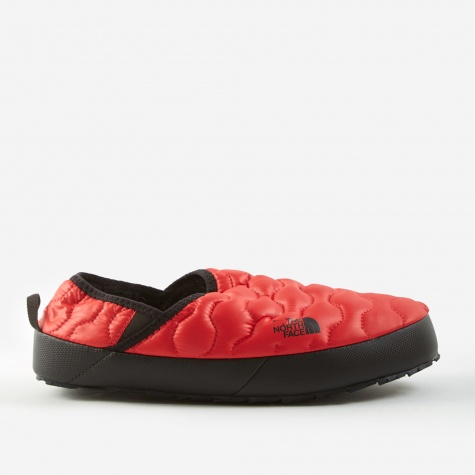 The North Face ThermoBall Traction Mule IV - TNF Red/TNF Black
