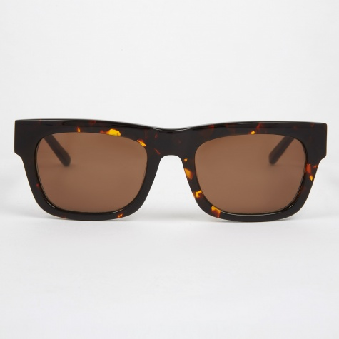 Greta Sunglasses - Brown Tortoise