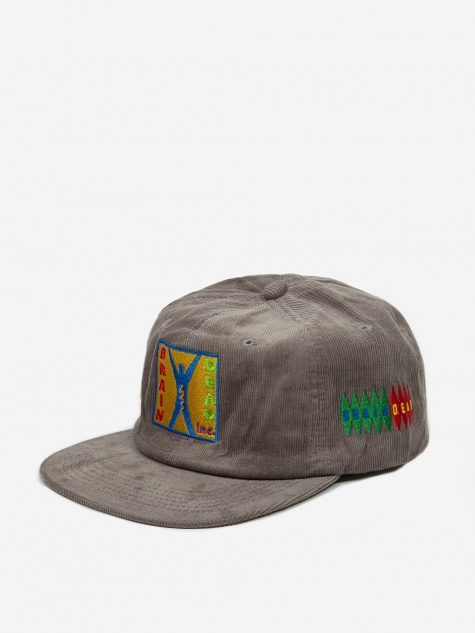 Start Up Corduroy Hat - Grey