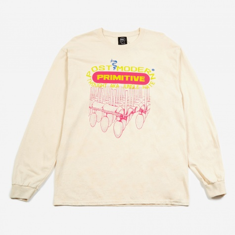 Primitive Longsleeve T-Shirt - Tan