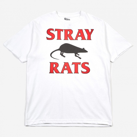 Rodenticide T-Shirt - White