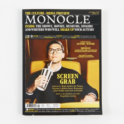 Monocle - Issue 117 (Oct 2018)