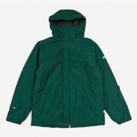 P100 Bike Jacket - Green