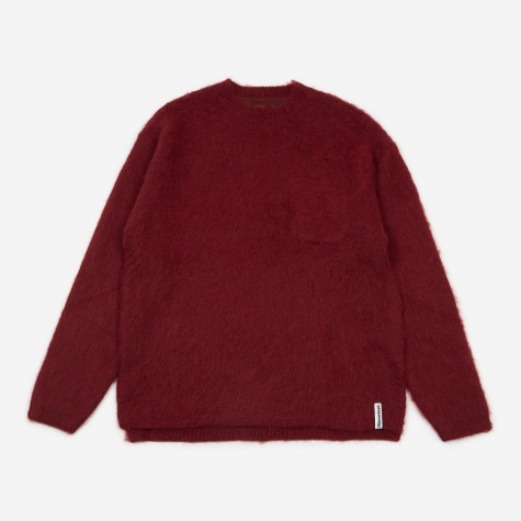 Aberdeen Sweater II - Burgundy