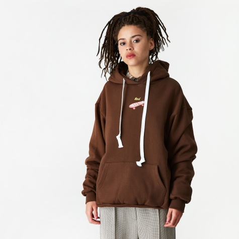 Skate Hooded Sweatshirt - Pinecone