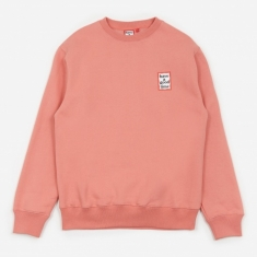 Have A Good Time Mini Frame Crewneck Sweatshirt - Indie Pink