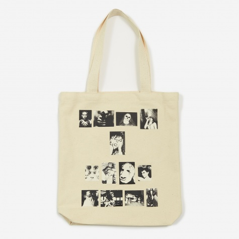 Weirdo Tote Bag - Natural