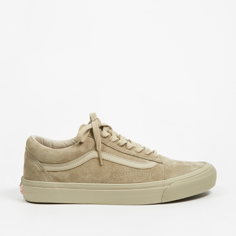 Vault OG Old Skool LX - (Leather/Suede) Plaze/Taupe