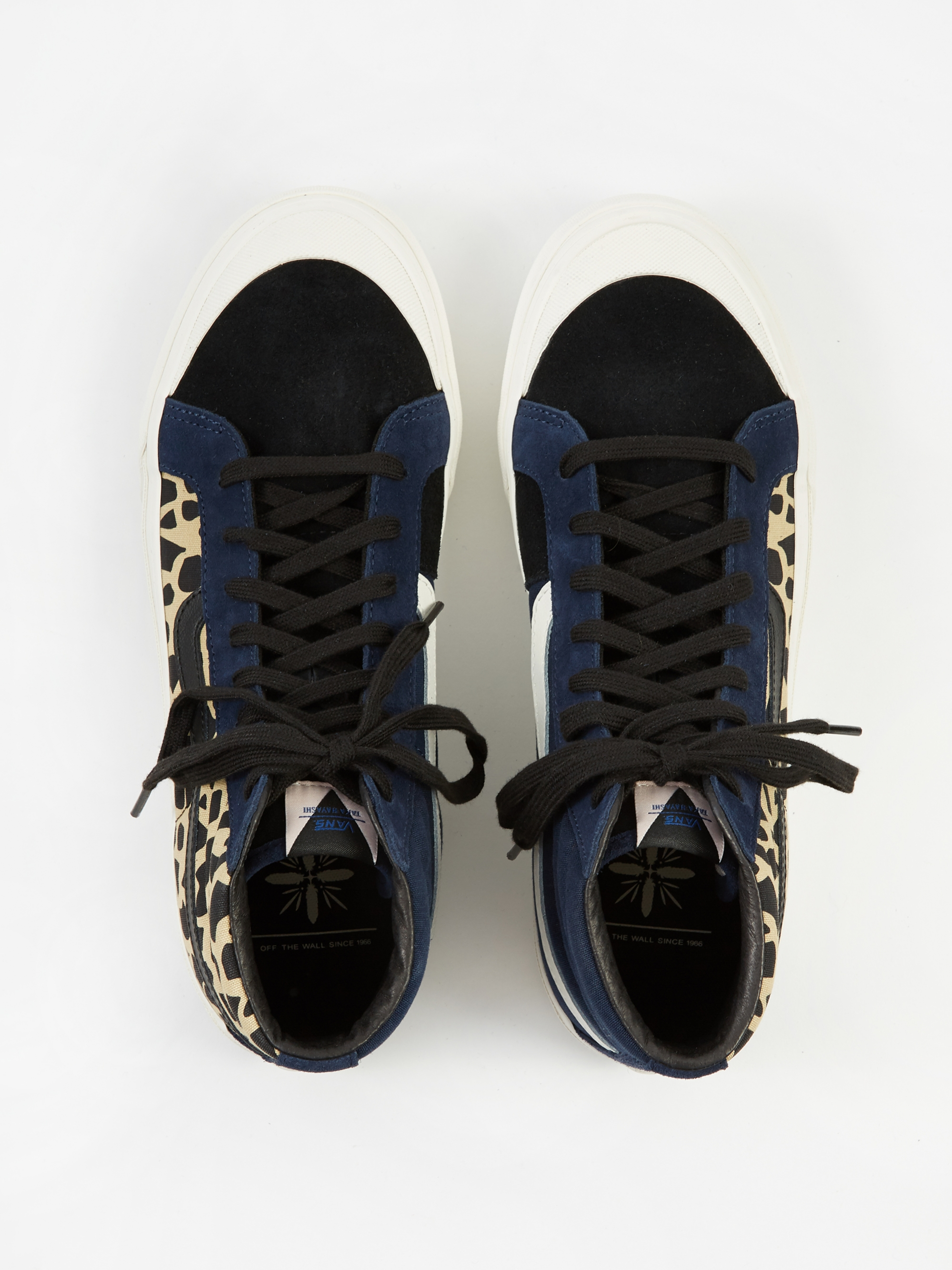 e7409f19a035ff Vans Vault x Taka Hayashi Style 138 LX - (Suede Canvas) Cheetah