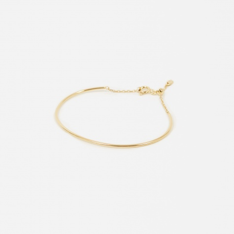 Loom Mini Bracelet - High Polished Gold
