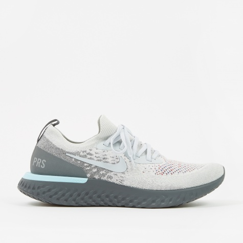 Epic React Flyknit - Light Cream/Wolf Grey-Dark Grey