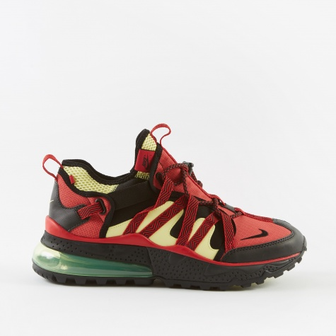 Air Max 270 Bowfin - Black/Black-University Red-Lt Zitron