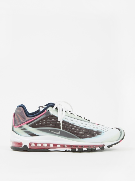 huge selection of 6251c f2230 Air Max Deluxe - Enamel Green Metallic Silver-Obsidian