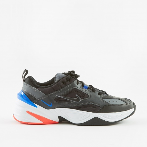 M2K Tekno - Dark Grey/Black-Baroque Brown-Racer Blue