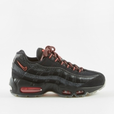 Nike Air Max 95 - Black/Infrared