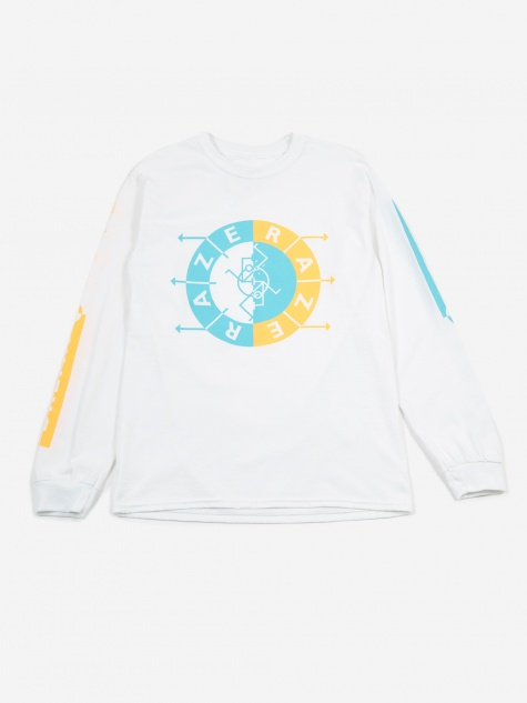 Break 4 Love L/S T-Shirt - White