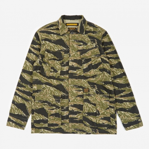 MIL-BDU / C-Shirt - Tiger Stripe