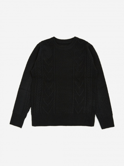 Cable / AW-Crew - Black