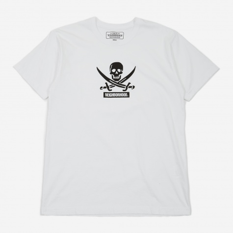 Filth and Fury / C-T-Shirt - White