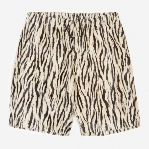 Fur / R-ST Short - Zebra