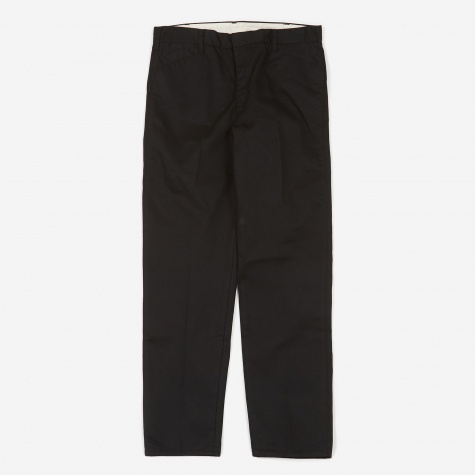 WP. Slim / EC-PT Trouser - Black