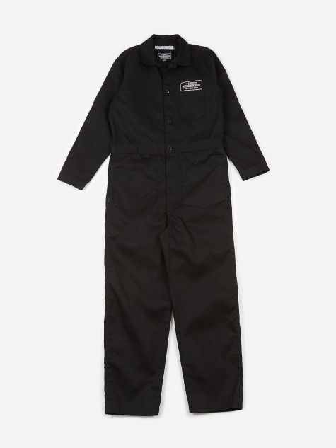 WP. Alls / EC-A10 Trouser - Black