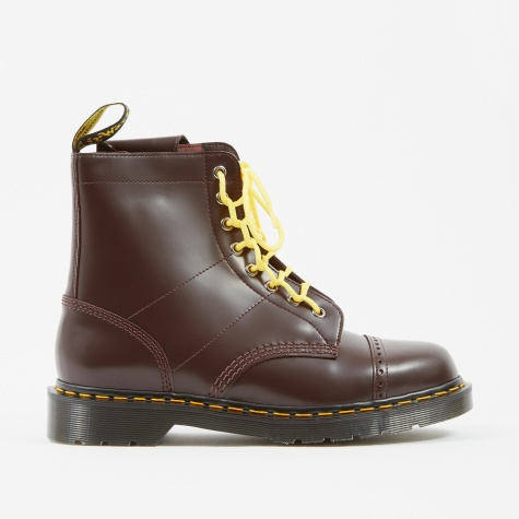 Dr. Martens x Needles 1460 - Oxblood Smooth