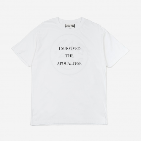 Survive / C-T-Shirt - White