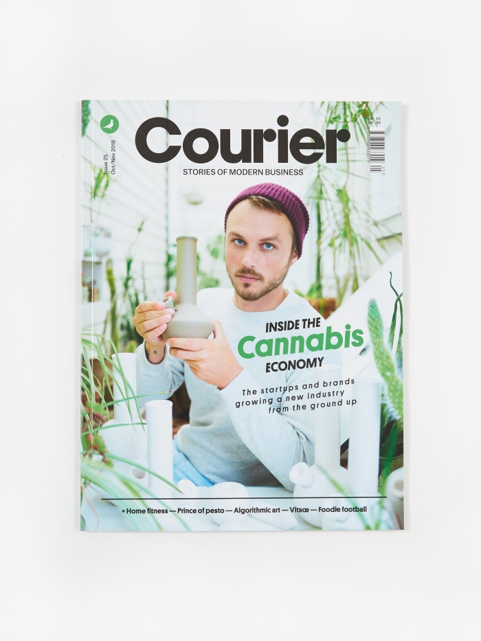 Courier Magazine - Issue 25 (Image 1)