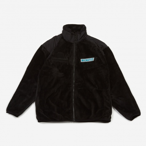 Superfine Generation III Fleece - Black