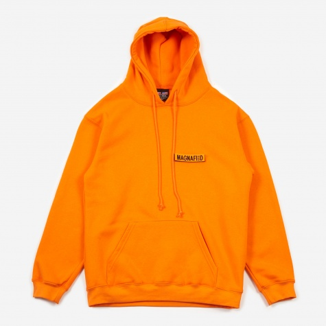 Hoodie Made in USA - Signal Orange
