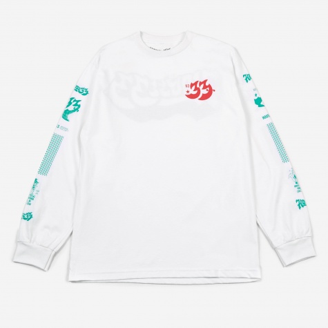 House33 Longsleeve T-Shirt - White