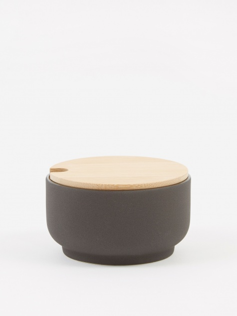 Theo Sugar Bowl - Black