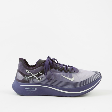 Zoom Fly Gyakusou - Ink/Sail-Dark Grey-Black