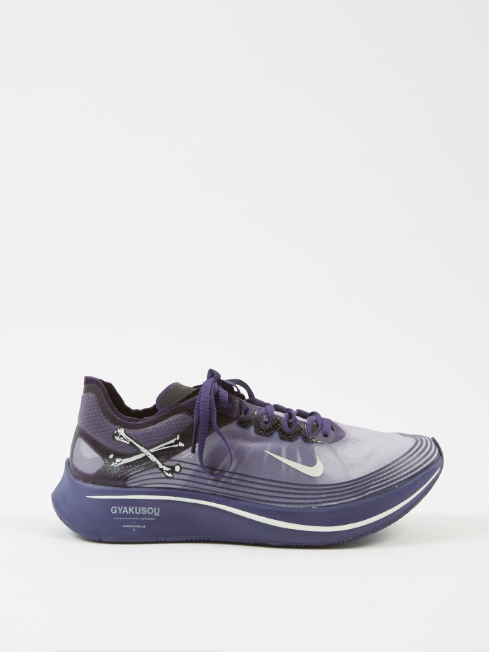 Zoom Fly Gyakusou   Ink/Sail Dark Grey Black by Nike