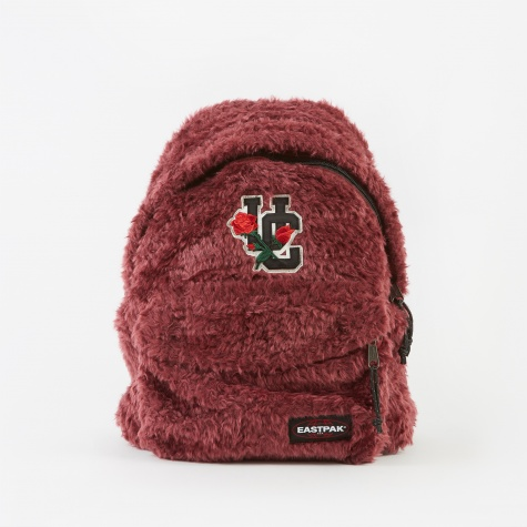 x Undercover Backpack - Burgundy Fur