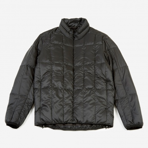 Middle Down Jacket - Black